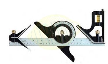 Esquadro combinado multiusos 30cm