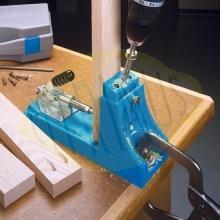 Dispositivo de perfuração Kreg K4