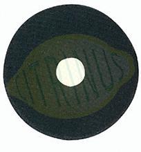 Conjunto de 5 discos de corte reforçado em Corindo para KG 50 e LWE