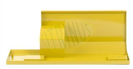 Resguardo com tabuleiro de recolha para chispas e óleos para PD 400
