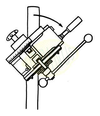 Coluna de precisão multiusos BFB 2000