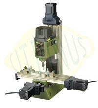 Micro fresadora MF 70 preparada para CNC
