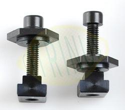 Conjunto de fixação dos tornos de máquina Primus