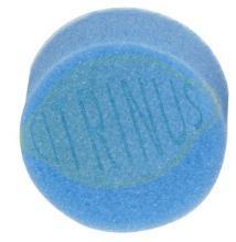 Conjunto de 2 esponjas de polir, dureza média para WP/E  50 x 25 mm